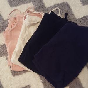 Bundle of 4 camis